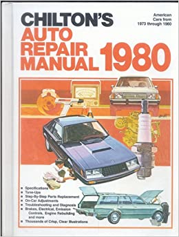 Chilton Auto Repair Manual Download Free