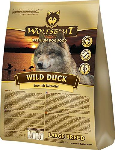 Wolfsblut | Wild Duck Large Breed | 15 kg