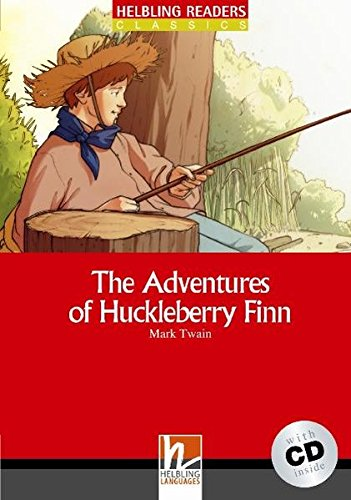 Download The Adventures of Huckleberry Finn - Book and Audio CD Pack - Level 3 ebook