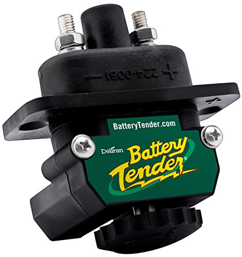 (Battery Tender 027-0004-KIT Black 2