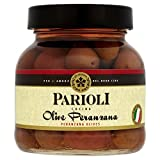 Parioli Peranzane Olives (300g) - Pack of 2