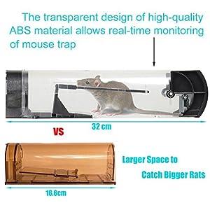 Swnkdg Maus Lebendfallen Funktioniert Wunderbar