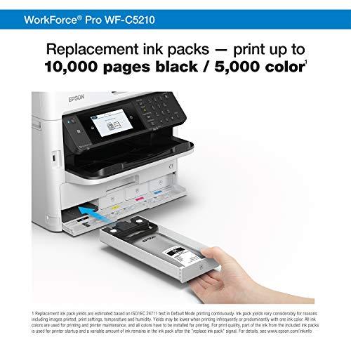 Workforce Pro WF-C5210 Network Color Printer