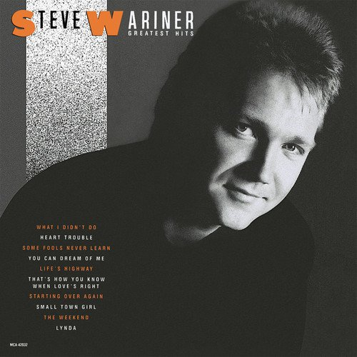 Steve Wariner: Greatest Hits by MCA Records