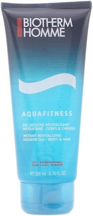 Biotherm – Homme aquafitness Shower Gel 200 ml: Amazon.es: Belleza