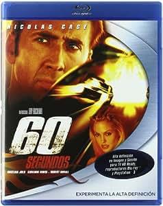 60 Segundos [Blu-ray]