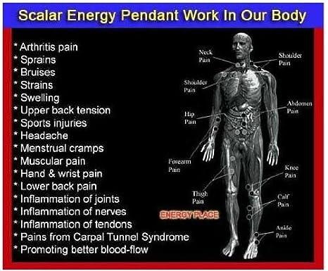 Powerful quantum bio scalar energy pendant necklace balance magnetic powerful quantum bio scalar energy pendant necklace balance magnetic chain power 181 amazon health personal care mozeypictures Gallery