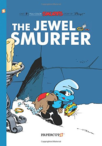 Smurfs #19: The Jewel Smurfer, The (The Smurfs Graphic Novels)