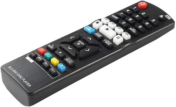 YiGaTech Control Remoto Universal Smart BluRay Disc Reproductor de DVD TV Reemplazo de Control Remoto para LG AKB73735801 BP330 BP530 BP540 BPM53: Amazon.es: Juguetes y juegos