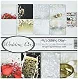 "Reminisce WED-200 Wedding Day Collection Kit, 12"" by 12"", Multicolor"