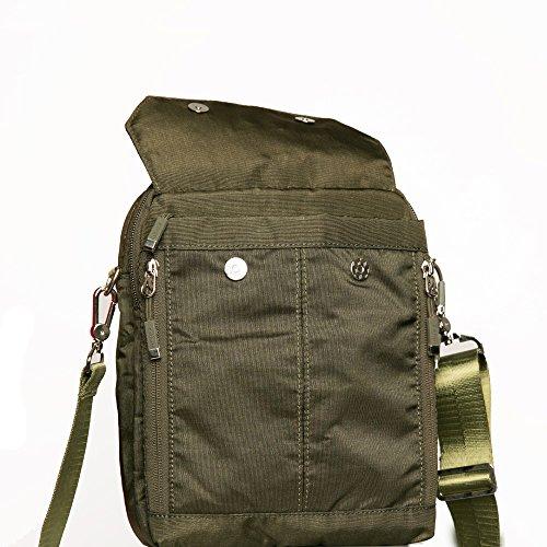 functional Sport Bag Bag Lightweight Casual For Modern Shoulder Women Causal Handbag Green Men Freedom Crossbody Multi vp n5gBqq1wX