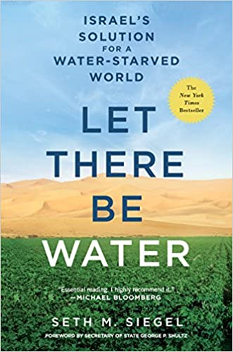 Amazon com: Let There Be Water: Israel's Solution for a