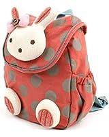 Bidlsbs Animal Rabbit Anti-lost Baby Backpack Toddler Kids School Bag