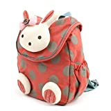Bidlsbs Animal Rabbit Anti-lost Baby Backpack Toddler Kids School Bag