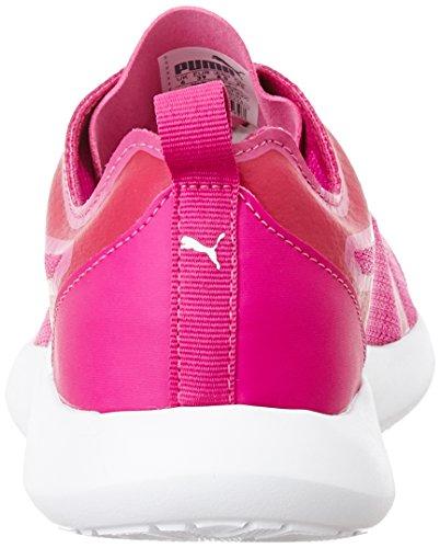 Puma Femmes L.sneaker Magenta Magenta