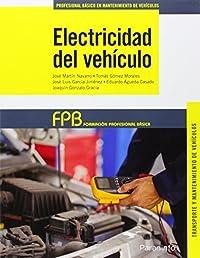 Electricidad del vehiculo