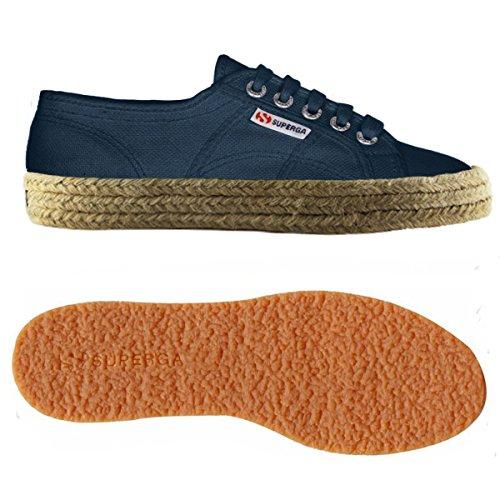 Superga cotushirt Navy Unisex Sneaker S003i10 2750 Adulto rwYxC0qr5