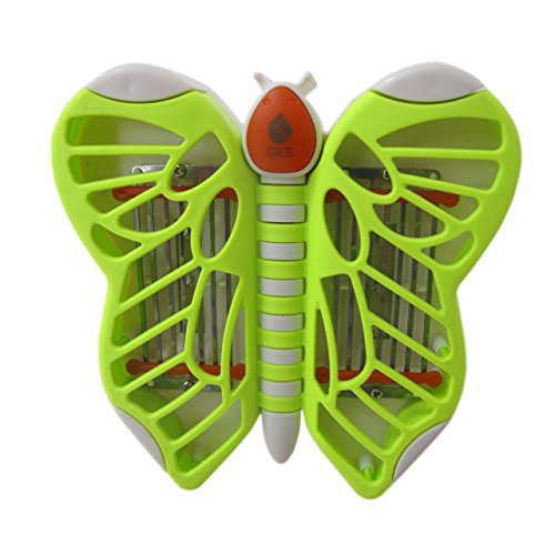 GEILIENERGY Bug Zapper,Mosquito Killer Lamp,Electronic Insect Killer,mosquito trap,Eliminates Most Flying Pests,Night Lamp!Killing Mosquitoes for A Quiet Sleep(Green)