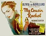 My Cousin Rachel, Olivia De Havilland, Richard Burton, Audrey Dalton, 1952 - Premium Movie Poster Reprint 36