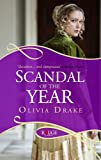 Scandal of the Year. Olivia Drake