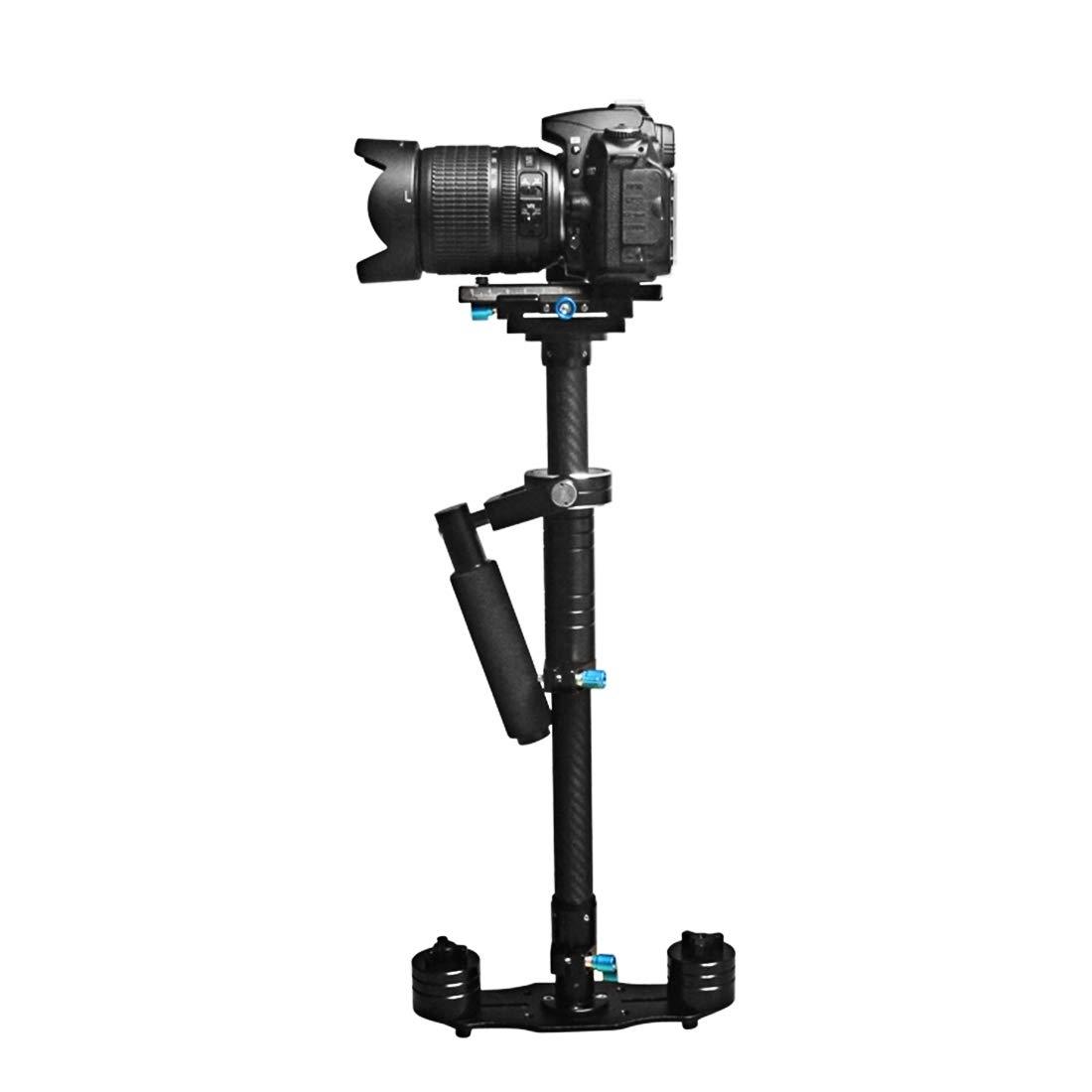 S80Tプロフェッショナルアルミニウム合金手持ちスタビライザー互換DSLR / DVデジタルビデオ他のカメラ   B07PKPZBRC