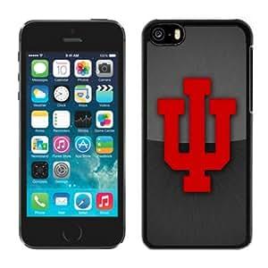 Customized Iphone 5c Case Ncaa Big Ten Conference Indiana Hoosiers 9