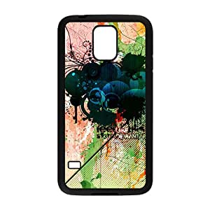 Charming Graffiti Pattern Hot Seller High Quality Case Cove For Samsung Galaxy S5