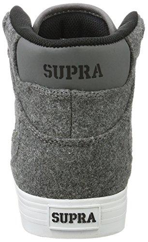 Supra Vaider LC Sneaker Kohle Wolle   Weiß - ifb-loewenmut.de Online ... a2b18cc162