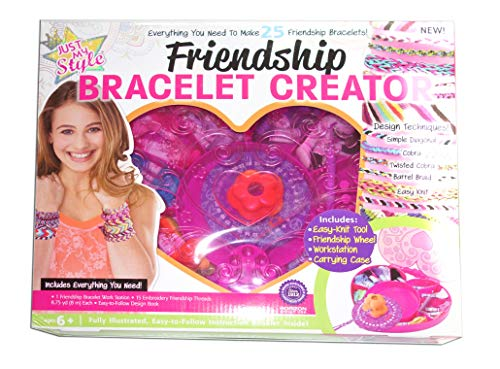 Just My Style Friendship Bracelet Creator
