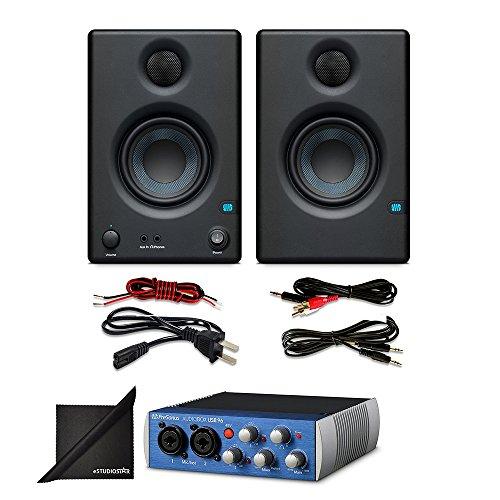 Presonus AudioBox USB 96 Audio Interface w/PreSonus Eris E3.5 3.5
