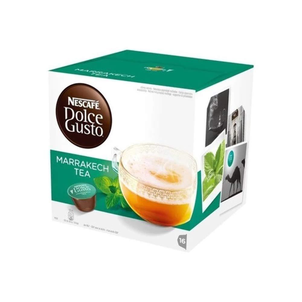 Nescafé Dolce Gusto Marrakech estilo té: Amazon.com: Grocery ...