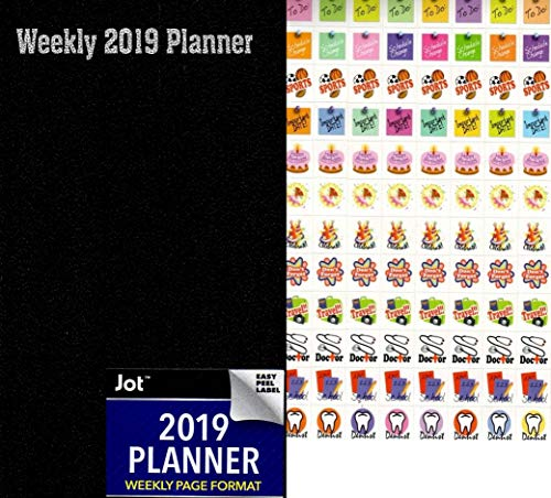 Amazon.com : 2019 Weekly Pocket Appointment Planner/Calendar ...