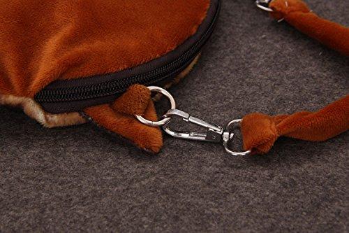 Couleur Visage Mignon 6 Filles Bag pour Femme Couleurs Sacoche Epaule ACVIP Chat Petite Mode à Pochette Main Sac 1 Extérieur aW1IxqBwnU