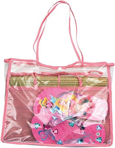 Disney Princess Sandalen und Strandmatte (bittte die Größe per E-Mail mitteilen)