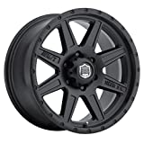 1996 dodge ram emblem - Mickey Thompson Deegan 38 PRO 2 Black Wheel with Matte Black Finish (20x9