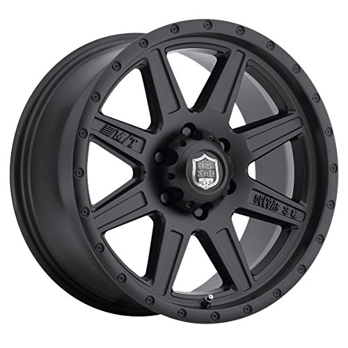 mickey-thompson-deegan-38-pro-2-black-wheel-with-matte-black-finish-16x8-5x5-0-millimeters-offset