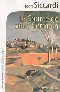 La Source de Saint Germain par Siccardi