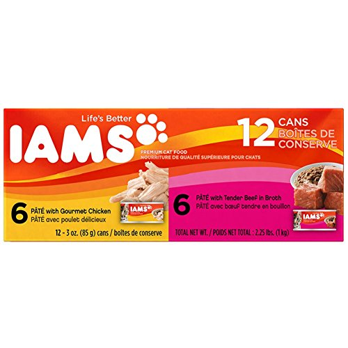 Iams Canned Puppy Food