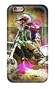 New James C Carpenter Super Strong Enduro Racing Tpu Case Cover For Iphone 6