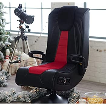 Amazon Com Pc Gaming Chair X Video Rocker Cool Computer Chairs Portable 2 1
