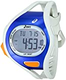 Asics Men's CQAR0703 Digital Display Quartz White Watch