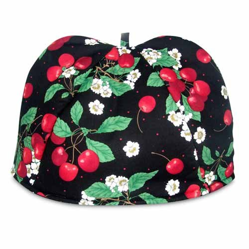 Cherries Dome Cozy by Thistledown Cozies (Image #1)