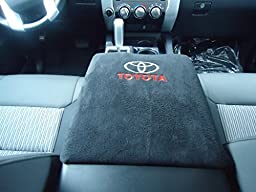 2014 - 2017 TUNDRA EMBROIDERED WITH TOYOTA LOGO Truck SUV Auto Center Armrest or Center console cover