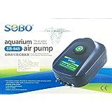 SOBO aquarium fish tank air pump.Sobo SB-948 4-outlet