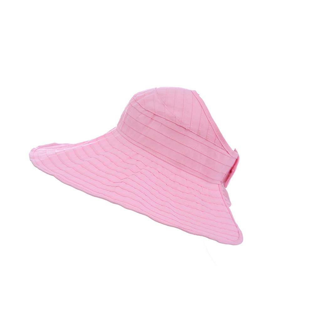 UCQueen Mommy and Me Straw Hats Summer Baby Children Breathable Solid Hat Straw Hat Kids Family Hat Cap