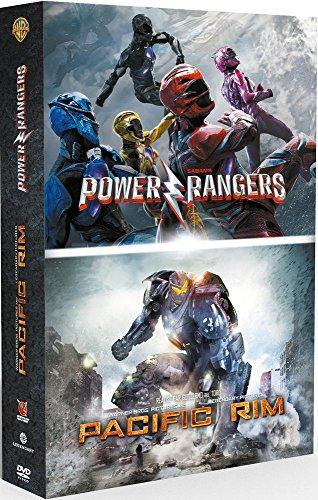 Power Rangers + Pacific Rim [Francia] [DVD]: Amazon.es: Dacre ...