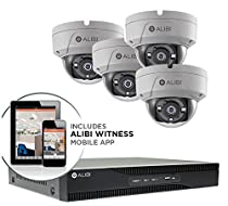 Alibi 4-Camera 2.0 Megapixel 65