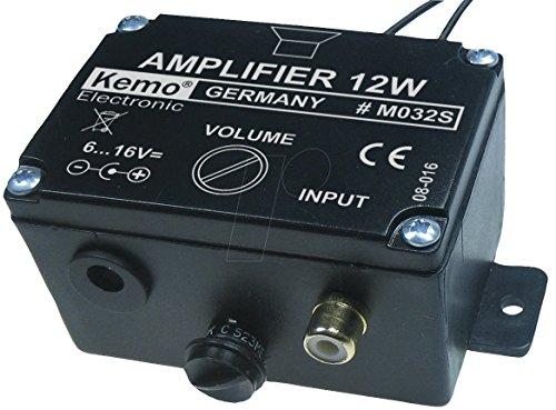 Amplifier Input Modules - 2