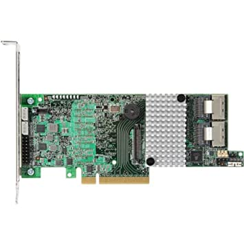 LSI Logic MegaRAID SAS 9266-8i Storage Controller LSI00295