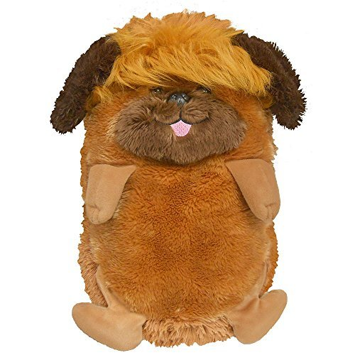 Jay at Play Hideaway Pet - Briard Sheep Dog - Unfoldable Pillow Plush Animal - As Seen on TV
